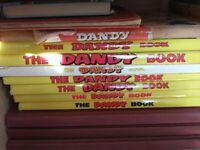 Dandy Annuals Various Years - £0.99 EACH
