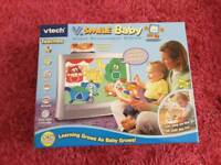 VTECH V.Smile Baby TV console toy game NEW boxed