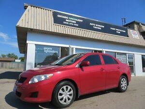2009 Toyota Corolla AUTOMATIC,CERTIFIED,AIR CONDITIONING
