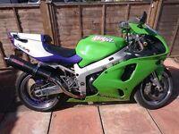1996 Kawasaki zx7r ninja 750 zx-7r not cbr r6 fireblade gsxr