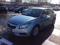 2011 Chevrolet Cruze LT TURBO POWER PKG LEASE RETURN