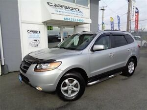 2009 Hyundai Santa Fe GL V6 AWD, Heated Seats, No Accidents!!