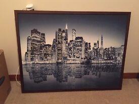 Infrared 500w Heater Picture - New York Scene