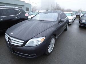 2010 Mercedes-Benz CL-Class CL550 4MATIC & NAVI & BACK UP CAM &