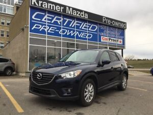 2016 Mazda CX-5 GS FREE WINTER TIRES AND R/S