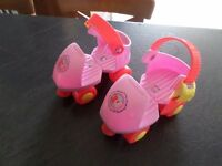 Kids First Rollerskates, good condition very little use