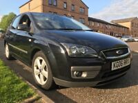 ★ LOW 67,000 mls AUTO ★ YEARS MOT ★ 2006 FORD FOCUS ZETEC CLIMATE, 5 dr 1.6, 2 OWNERS, GOOD SERV H