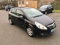 2011 Vauxhall Corsa 1,2 Petrol,5 Door Hatchback,5 Speed Manual Cheap Road TAX,New MOT