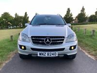 2006 Mercedes-Benz ML320 CDI Sport - Automatic - Years MOT - Excellent condition