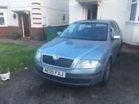 Skoda Octavia 1.9 tdi with fresh mot