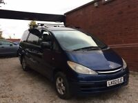 Toyota Previa 2.4 CDX 5dr (7 Seat) BARGAIN OF THE WEEK