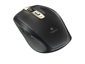 Logitech MX Anywhere Mouse, dark field (wireless bluetooth) PC or MAC