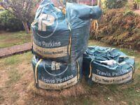 Free Travis Perkins MOT Type 1 sub base (2 and a bit bulk bags)
