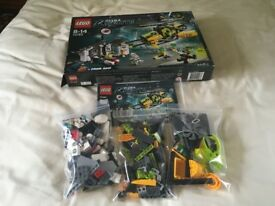 LEGO 70163 Ultra Agents Toxikitas Toxic Meltdown Set (Used) Collect Only