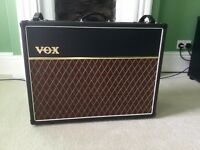 Vox AC30C2X Custom 2x12 30W Valve Combo Celestion Blue Speakers. July 15. NEVER GIGGED. LOWER PRICE