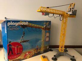 Playmobil City Action Crane (5546)