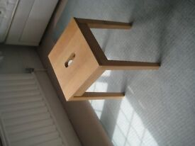 simple small stool