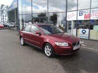 2009 59 VOLVO S40 1.6 S 4d 100 BHP **** GUARANTEED FINANCE ****
