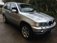 BMW X5 3.0i Sport - 2003 (53 Reg)
