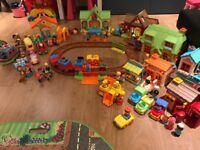 Giant Happy Land Play Set