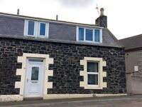 ONE BED SEMI-DETACHED COTTAGE WITH SEA VIEWS + GARDEN