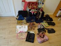 lots of bags , costume jewllery , over 300 bangles - car boot ?