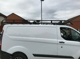 Transit custom rhino roof rack