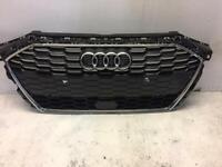 Audi A3 sport 2020 2021 front bumper grill