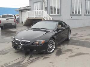 2007 BMW 6 Series 650i cabriolet ++ WOW+À VOR ABSOLUMENT++