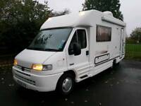 Peugeot Wentworth autocruise luxury motorhome
