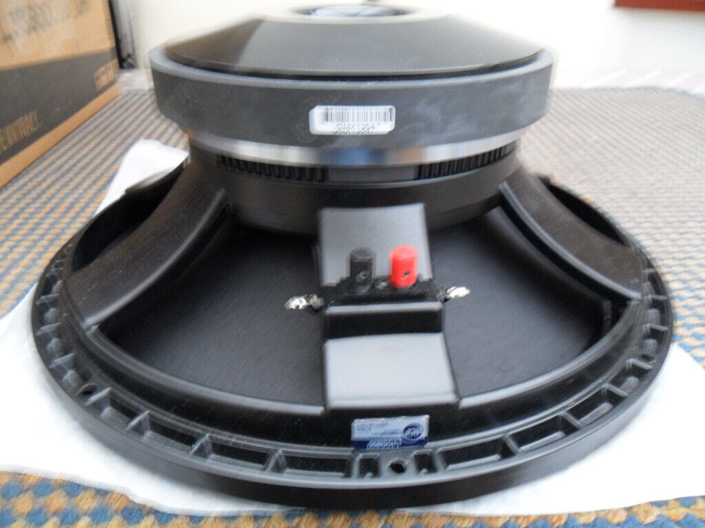 RCF L15S800 BASS DRIVER CHASSIS SPEAKER NEW/NEVER USED EXELLENT NEW  CONDITION IN ORIGINAL BOX | in Exeter, Devon | Gumtree