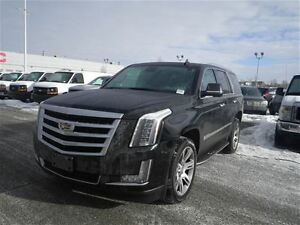 2016 Cadillac Escalade Luxury | Leather | rem Start | DVD | Back