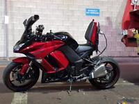 Kawasaki Z1000SX | 2015 (65) | Red