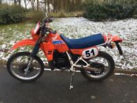 Honda mtx125 full Mot lovely original Bike low miles learner legal fast 2 stroke mtx 125 old school