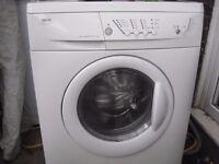 1600 spin zanussi washer