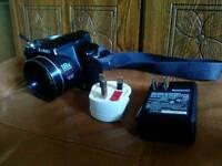 Panasonic fz 18 zoom camera.