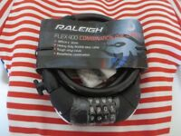 Raleigh Flex 400 combination Coil Cable