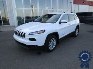 2016 Jeep Cherokee North 4x4 w/V6 Heated Seats, Remote Start