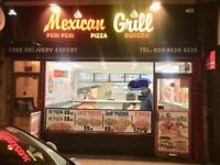 Chicken & Pizza Shop to Rent / Sale in E17