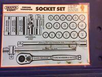 drapers socket set