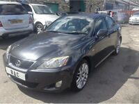 Lexus IS 220d 2.2 TD SE 4dr NAV++CAMERA++LEATHER++F.S.H! 2008 (08 reg), Saloon
