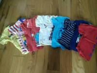 Boys t-shirts 2-3