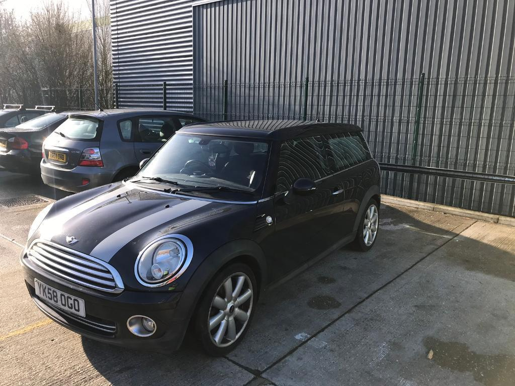 Mini Cooper Clubman 16 Manual Petrol In Basingstoke Hampshire