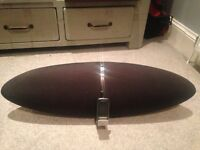 Bowers and Wilkins Zeppelin - great condition, offers fantastic sound quality.