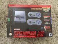 Brand New Super Nintendo / Snes Mini Classic