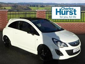 Vauxhall Corsa LIMITED EDITION (white) 2013-03-12