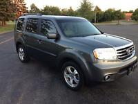 Honda Pilot EX-L-RES w. NEW Winter Tires & Rims