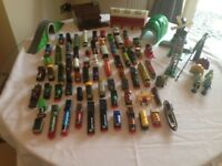 Ertl Thomas The Tank Engine trains and track