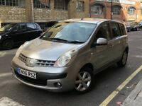 2006 Nissan note Auto 1.6 Automatic full service history not micra Yaris