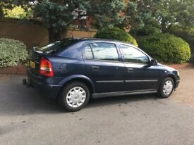 Vauxhall Astra Envoy 5dr - cheap automtic - excellent mechanically